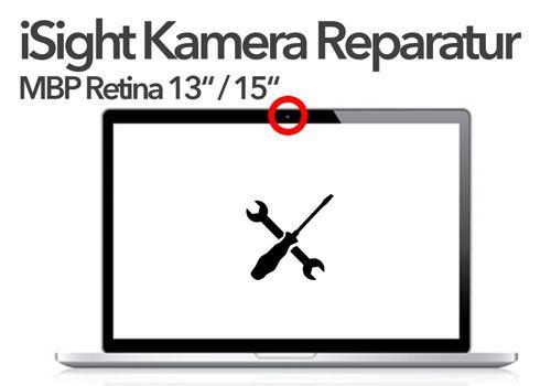 """iSight Kamera Austausch Reparatur MacBook Pro Retina 13"""" 15"""" A1425 A1502 A1398"""